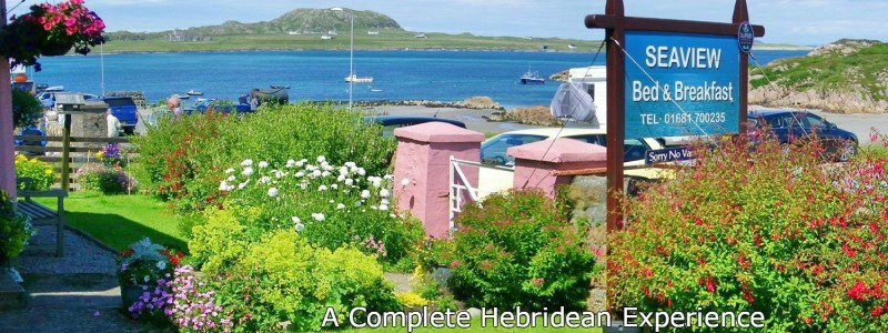 Seaview Bed and Breakfast, Isle of Mull
