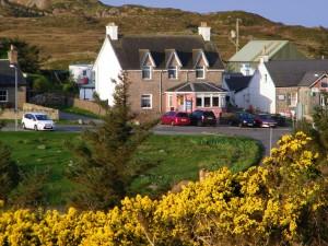 Location, Seaview, accommodation, Fionnphort ,Isle of Mull
