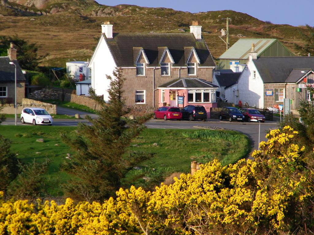 Seaview,accommodation,Fionnphort,Isle of Mull