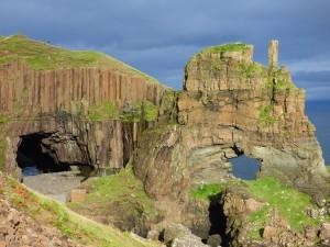 Carsaig Arches, Carsaig, Isle of Mull