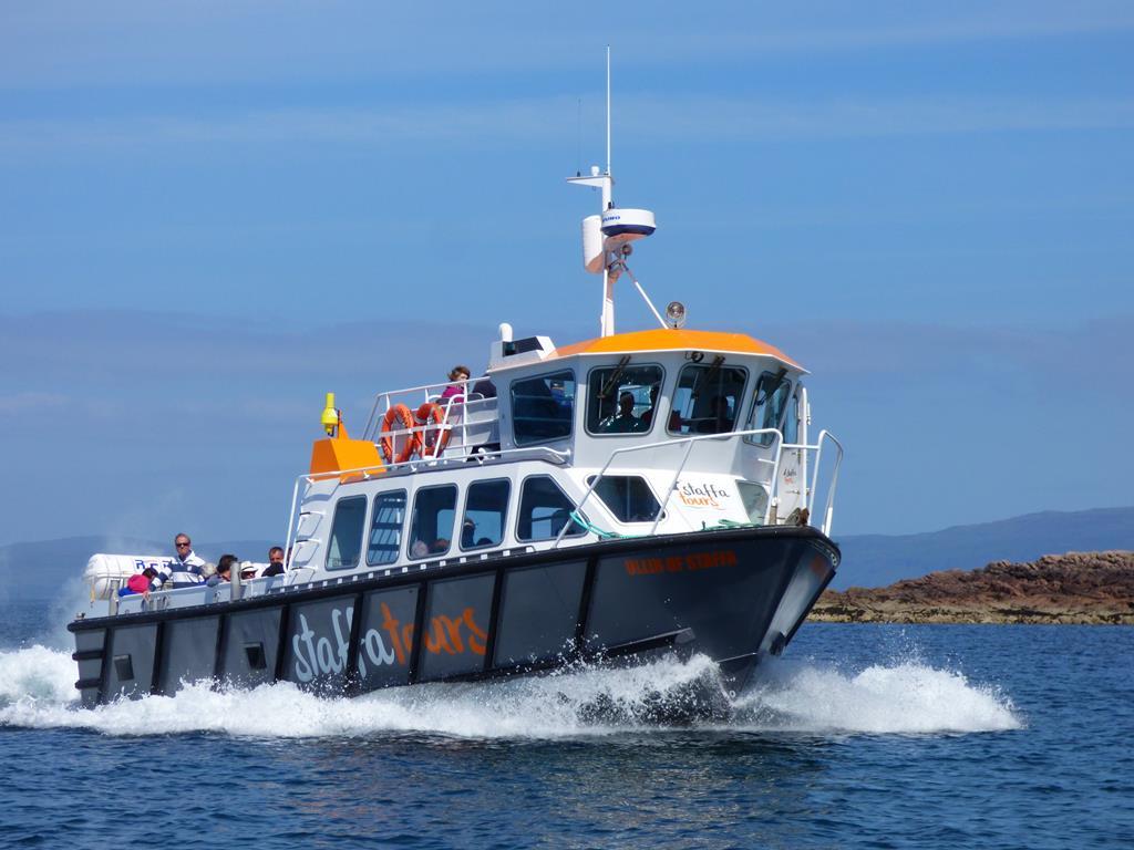 Staffatours, Isle of Staffa,Isle of Iona