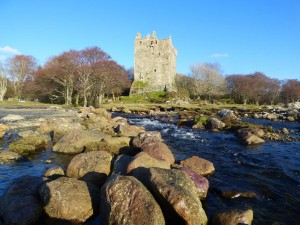Castle Moy,Maclaine of Lochbuie,Mull