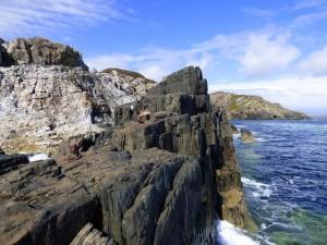 Marble Quarry, Iona,