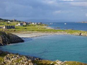 Traigh Mhor,Baille Mor,Iona Abbey,Iona, Seaview b and b
