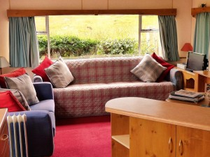 Self catering,accommodation,caravan,Fionnphort