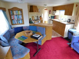 Self catering,accommodation,Seaview, caravan,Fionnphort,Mull