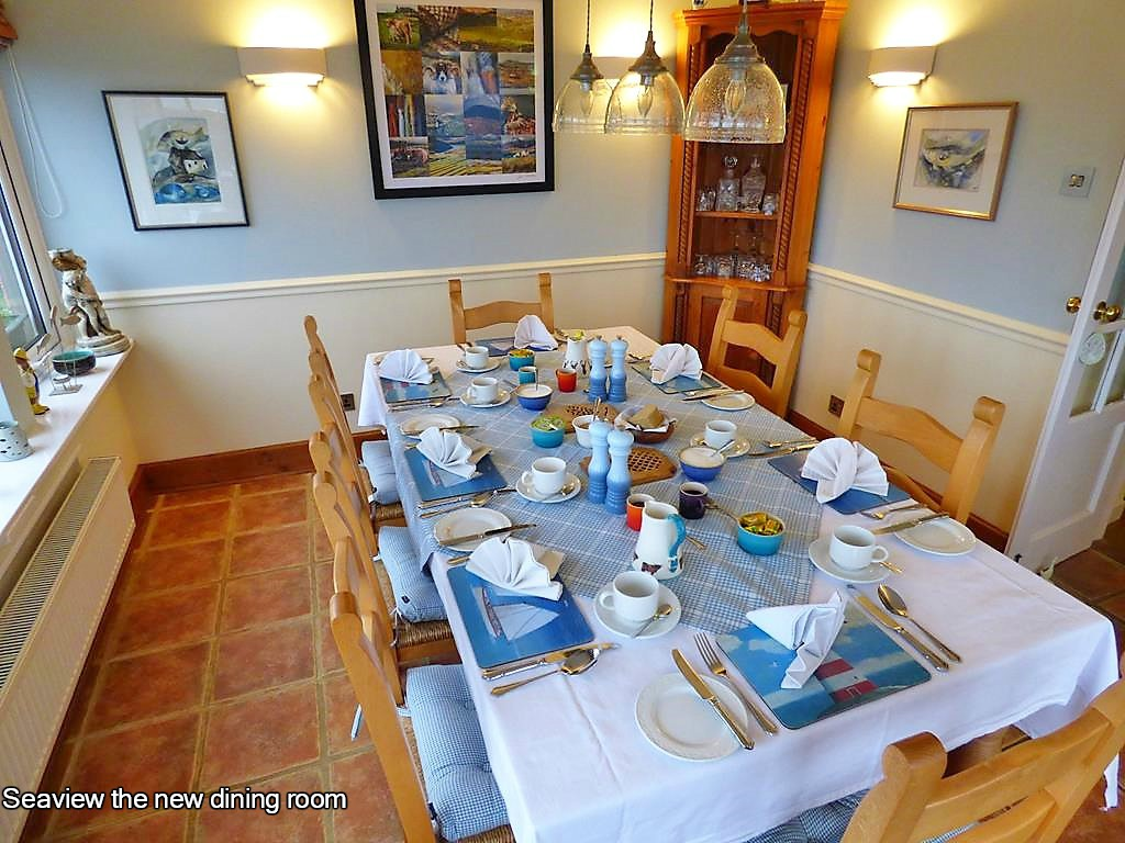Seaview,dining room,accommodation
