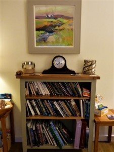 Libary, accommodation, Mull, Seaview