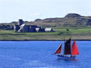 Alternative Boat Hire, Iona Abbey, bed and breakfast, S