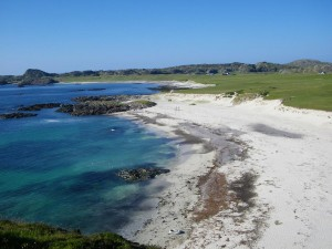 Beaches, Iona, Bay at the Back of the Iona
