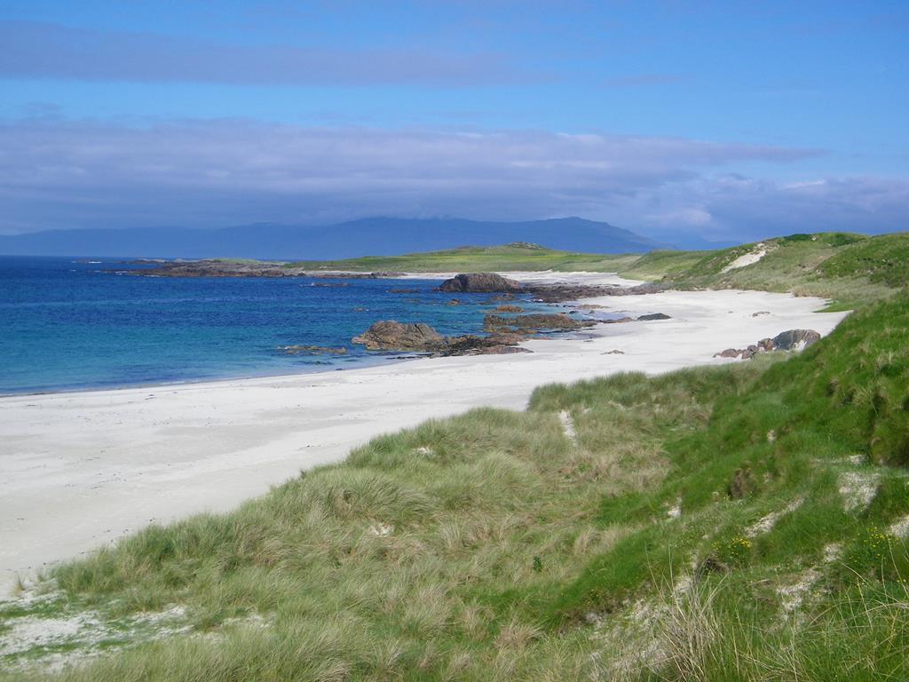 Beaches, Iona, Traigh-an-t-Suidhe