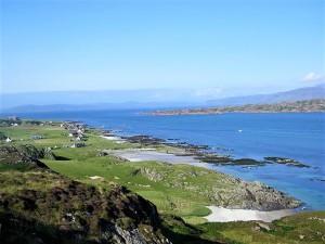Beaches, Iona, Traigh Mhor, Sand Eels