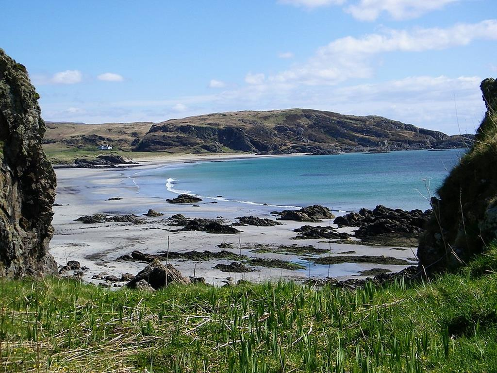 Beaches, Mull, Ardalanish
