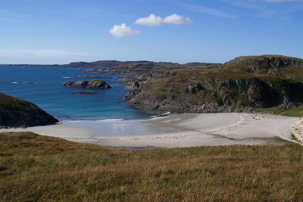 Beaches, Mull
