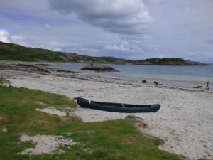 Beaches, Mull, Uisken