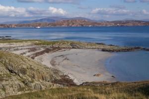 Beaches, Iona, Traigh Mhor