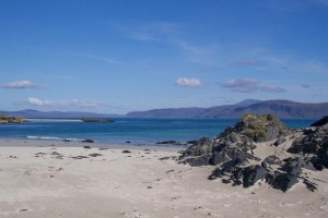 Beaches, Iona, White Strand of the Monks