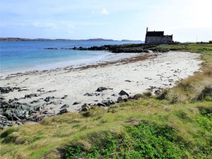 Beaches on Iona, Martyrs Bay, Isle of Iona