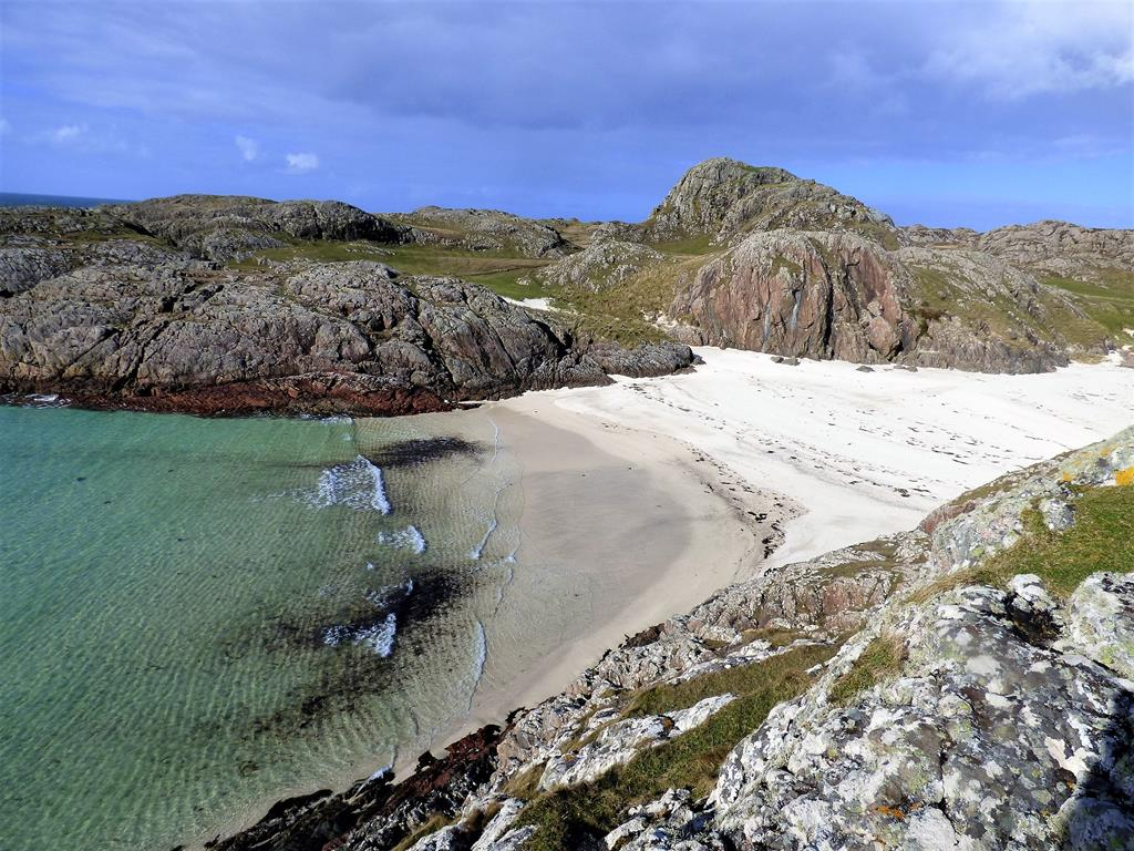 Beaches on Iona, Port Ban, Isle of Iona