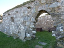 Mull, Walks, Kilvickeon Church