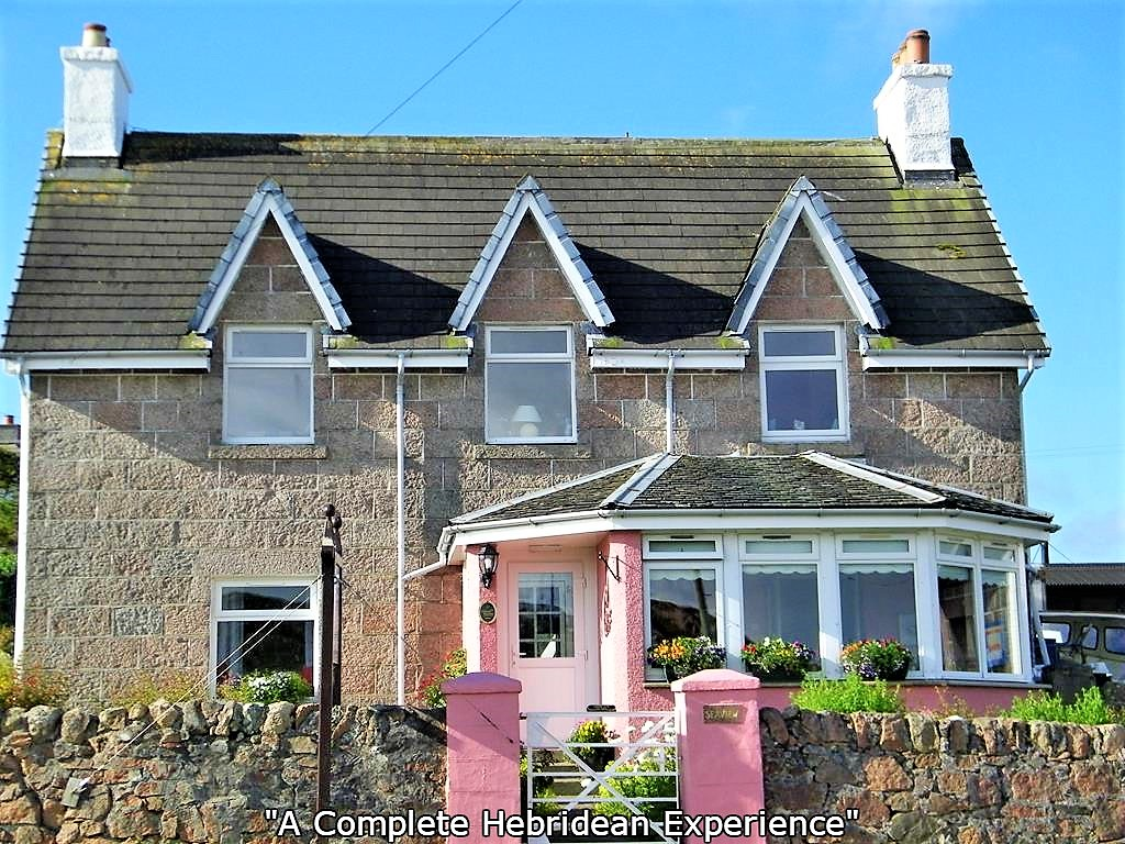 bed and breakfast, accommodation, Seaview, Mull