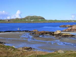 Seaview, Mull, Iona, Abbey