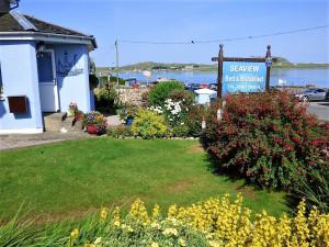 Seaview, accommodation, Mull